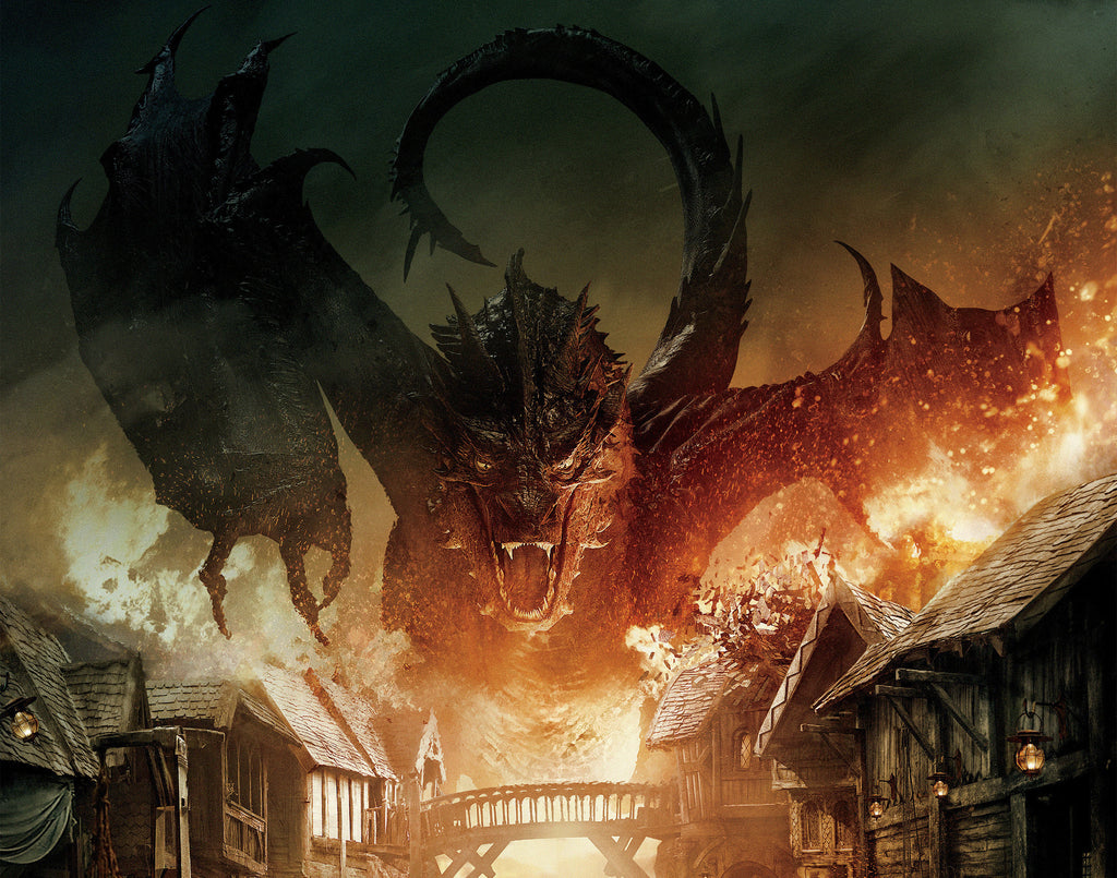 DGT #3: Smaug (The Hobbit)