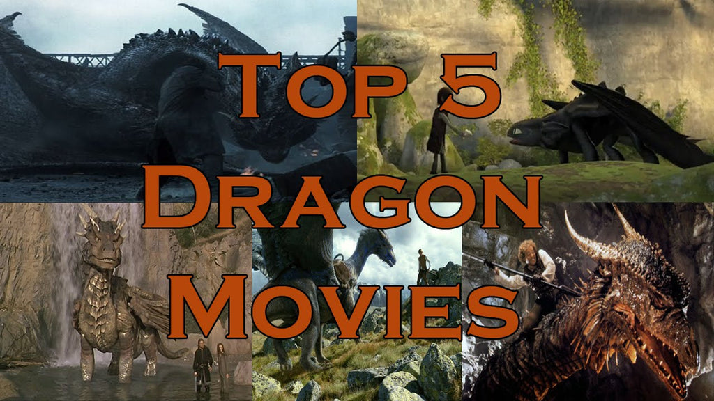 My Top 10 Dragon Movies of all time