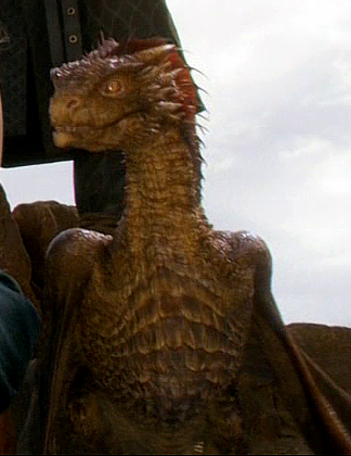 DGT #12: Viserion (Games of Thrones)