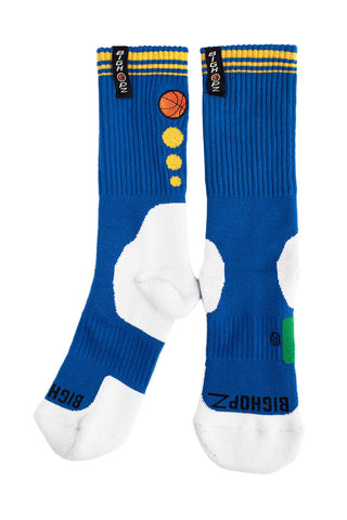 Crew Socks - Royal Blue