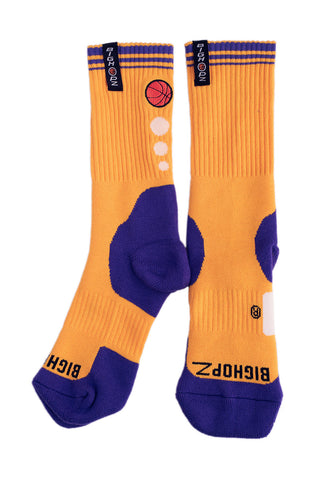 Crew Socks - Yellow