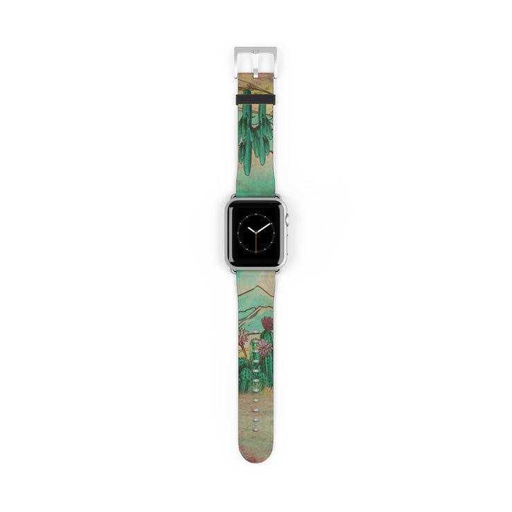 Kelly Cactus Watch Band