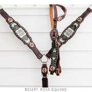 Dakota  Breastcollar / Tack Set