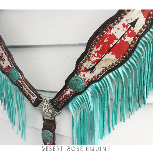 Willow Breastcollar / Tack Set