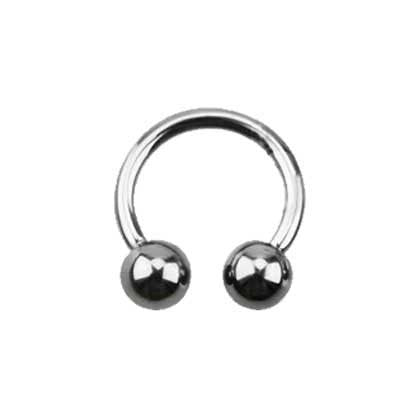 Circular Barbell Stainless Steel 1.6mm BJ1031 - Rossan Distributors