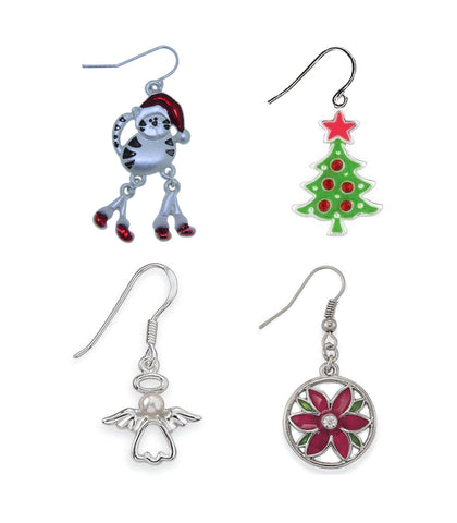 Christmas Earrings - Rossan Distributors