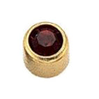 January Gold Bezel - Garnet FD2040 - Rossan Distributors