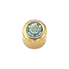 March Gold Bezel Mini - Aquamarine FD2042M - Rossan Distributors