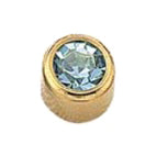 March Gold Bezel - Aquamarine FD2042 - Rossan Distributors