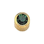 May Gold Bezel Mini - Emerald FD2044M - Rossan Distributors