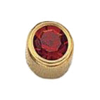 July Gold Bezel - Ruby FD2046 - Rossan Distributors