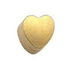 Heart Gold Stud - FD2072 - Rossan Distributors