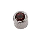 January Stainless Steel Bezel Mini - Garnet FD3040M - Rossan Distributors