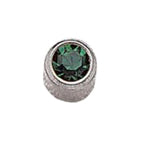 May Stainless Steel Bezel Mini - Emerald FD3044M - Rossan Distributors