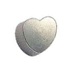 Heart Stainless Steel Stud - FD3072 - Rossan Distributors