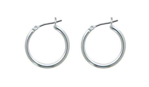 Plain Hoop 20mm FE4303 - Rossan Distributors