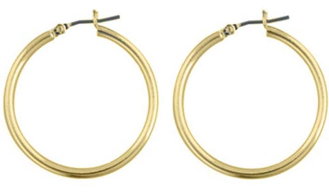 Plain Hoop 30mm FE4306 - Rossan Distributors