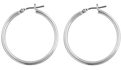 Plain Hoop 30mm FE4307 - Rossan Distributors