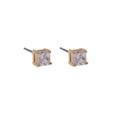 Square 5mm Cubic Zirconia FE4504