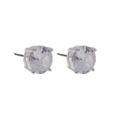 Round 8mm Cubic Zirconia FE4527 - Rossan Distributors