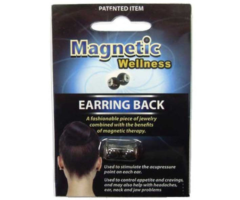 Magnetic Earring Backs MB2000 - Rossan Distributors