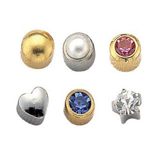Piercing Studs - Rossan Distributors