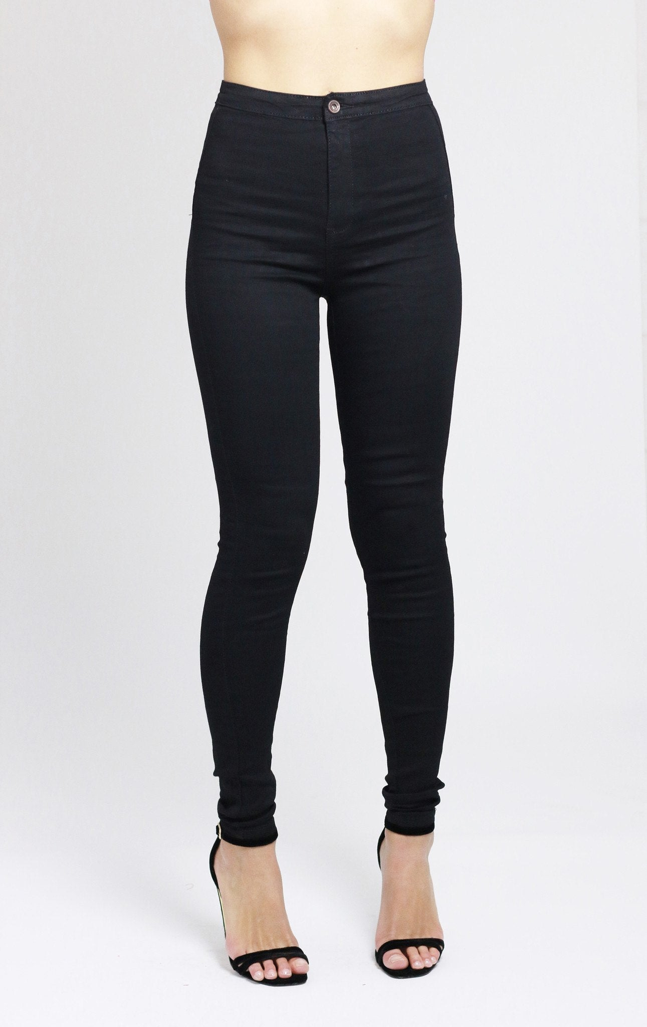 Free shipping & returns on high-waisted jeans for women at sportworlds.gq Shop for high waisted jeans by leg style, wash, waist size, and more from top brands. Free shipping and returns.