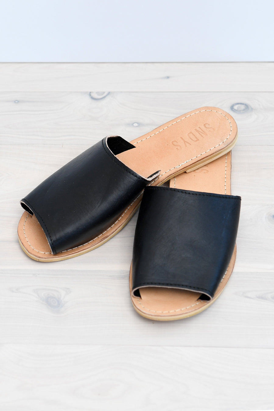 LIANA SLIDES - BLACK