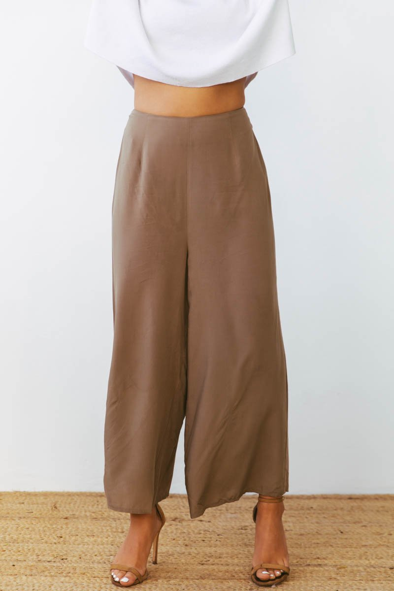BOARDWALK PANTS KHAKI