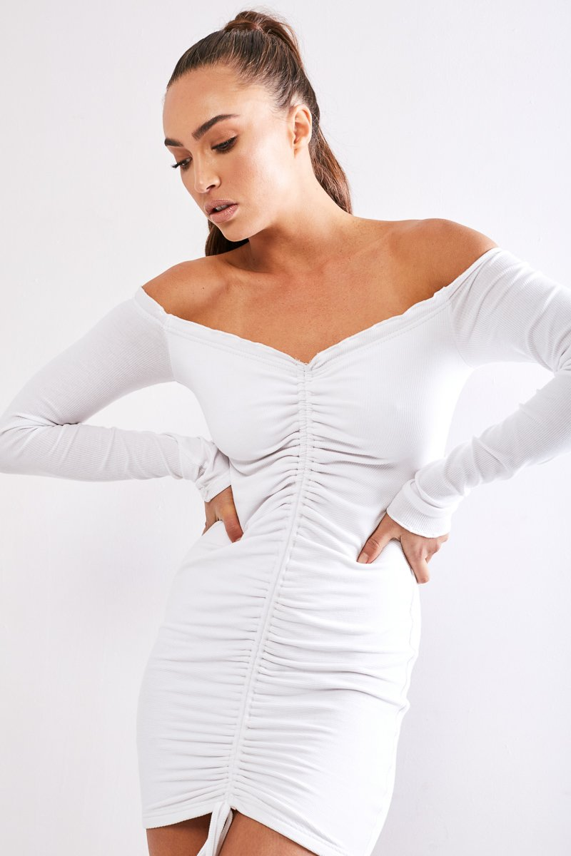 ANGELS DRESS - WHITE