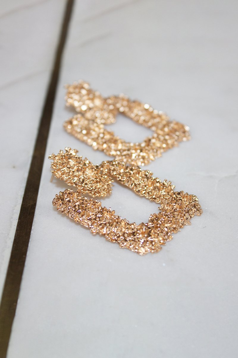 ARIANA EARRINGS - GOLD