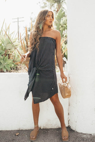 BAY TIE DRESS
