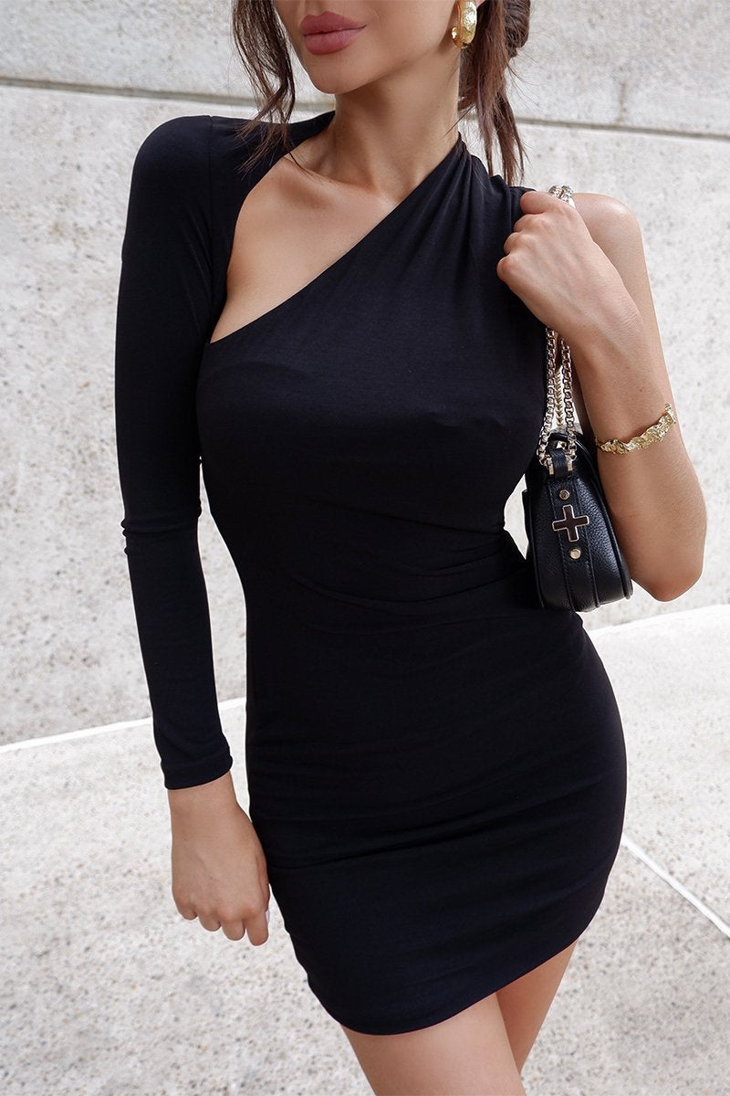 DANY MINI DRESS - BLACK