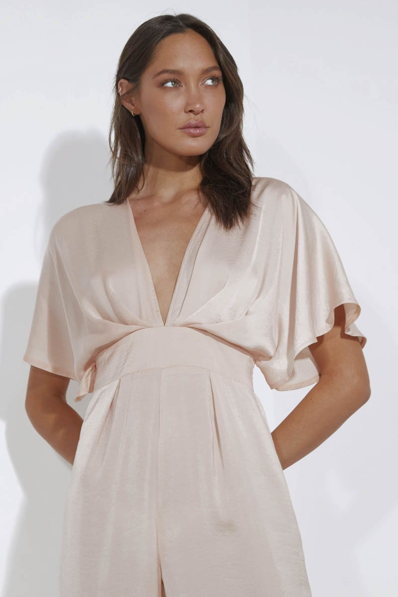 PETA JUMPSUIT - BLUSH