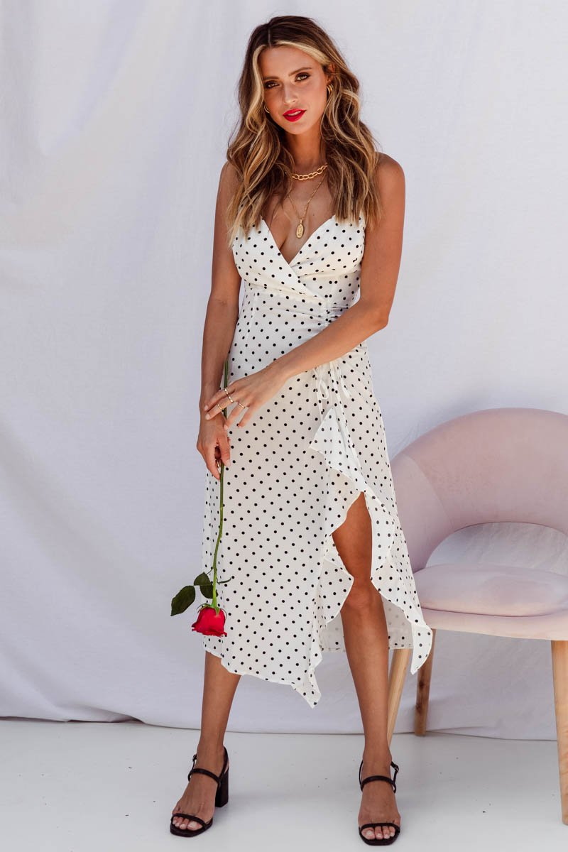 HOWARD DRESS - POLKA DOT