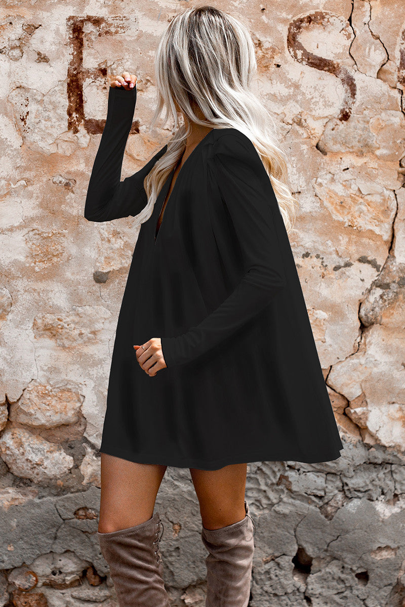 CLEOPATRA DRESS BLACK - PREORDER