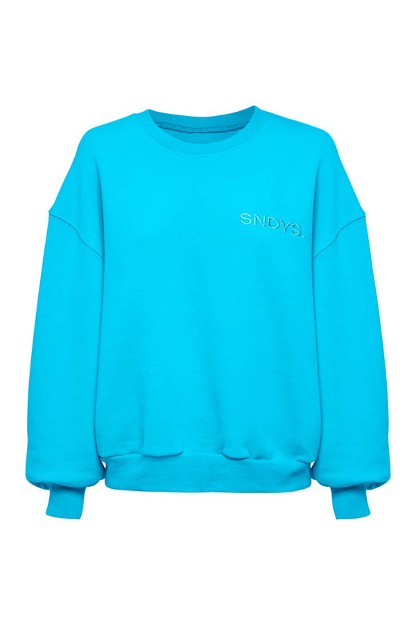 FLIX SWEATER - BLUE