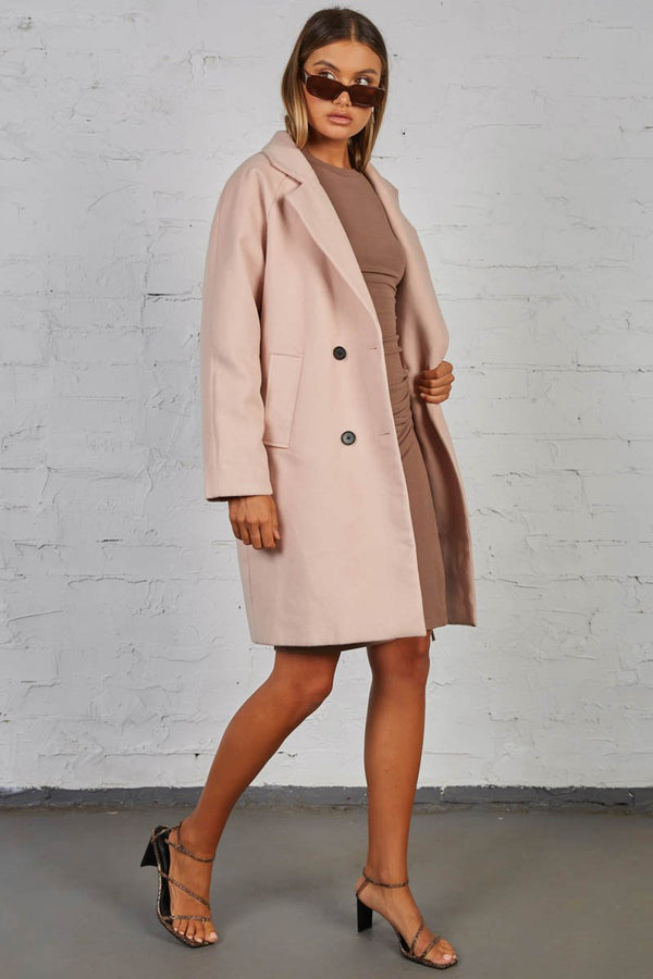 COVE COAT - NEUTRAL