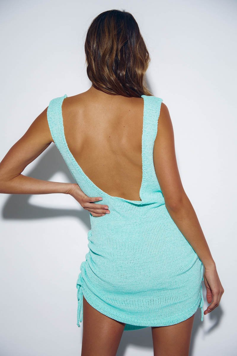 BYRON DRESS MINT