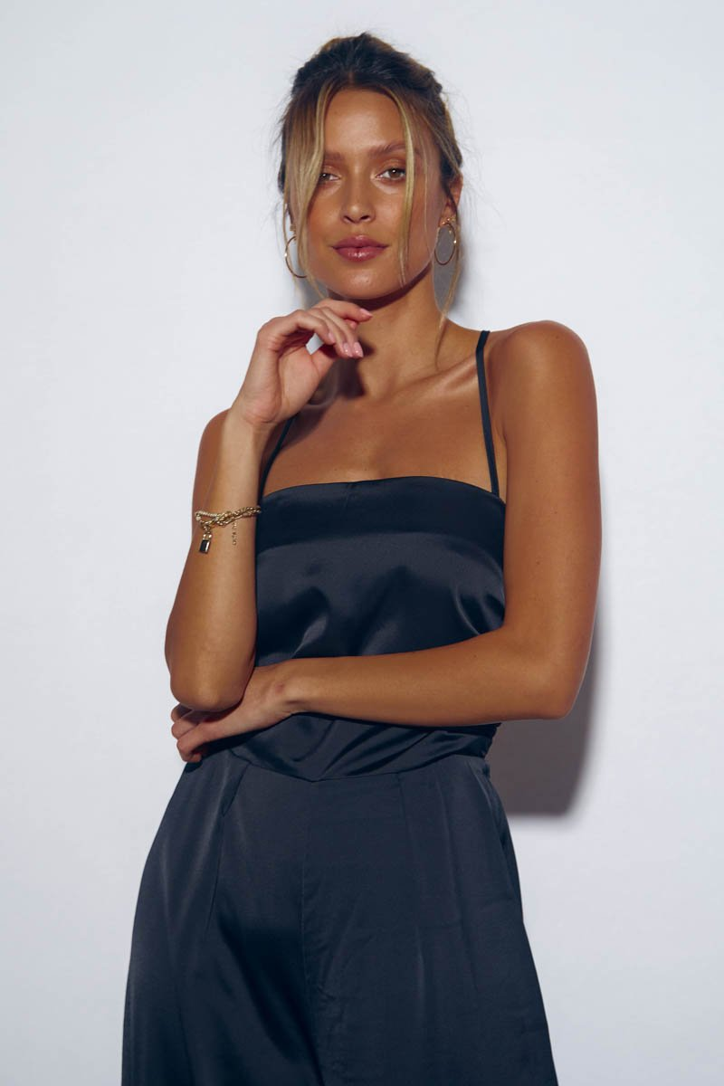 CABO JUMPSUIT - BLACK