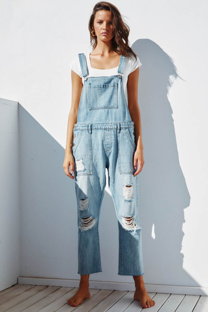 RUBY OVERALLS - DENIM