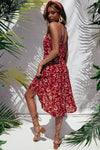 SOLE DRESS - RED