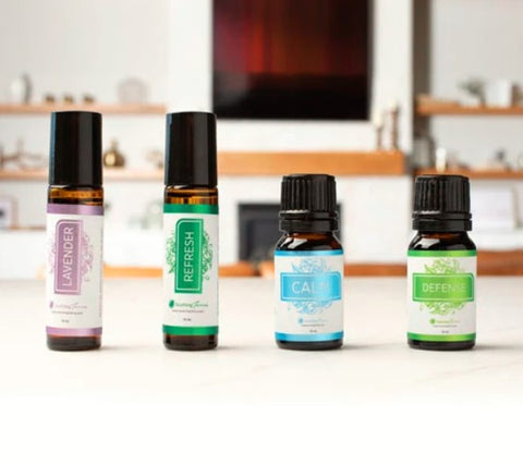 Best Essential Oils to Help with Depression