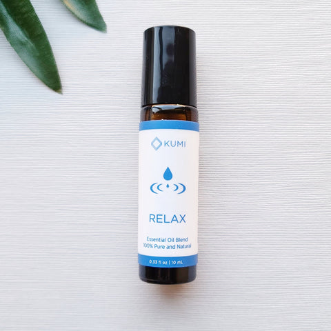 Relax Essential Oil Roll On
