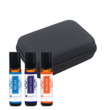 Inner Peace Essential Oil Roll On & Case Bundle - Kumi Oils