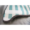 Bundle Blue Stripes - Clean Hands Changing Pad with Matching Pacifier Pod