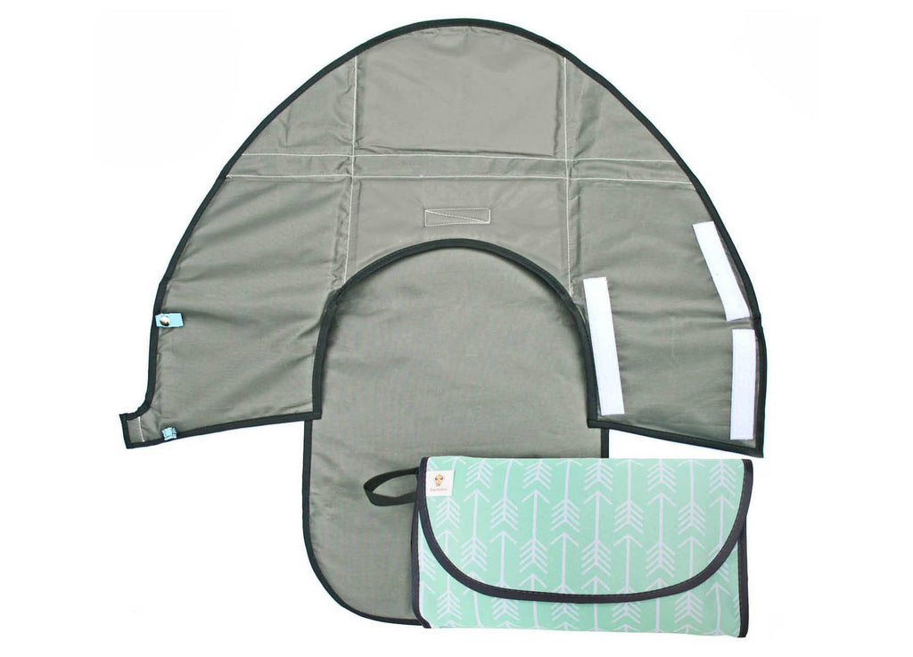 Arrows - Classic Clean Hands Changing Pad - SnoofyBee.com