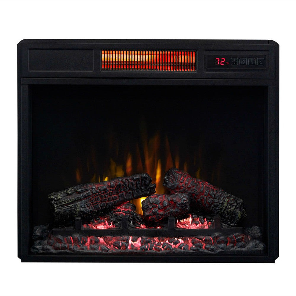Swell Classicflame 23 Spectrafire Infrared Electric Fireplace Insert 23Ii033Fgl Download Free Architecture Designs Sospemadebymaigaardcom