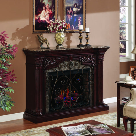 Classic Flame Astoria Electric Fireplace Mantel (33WM0194-C232)