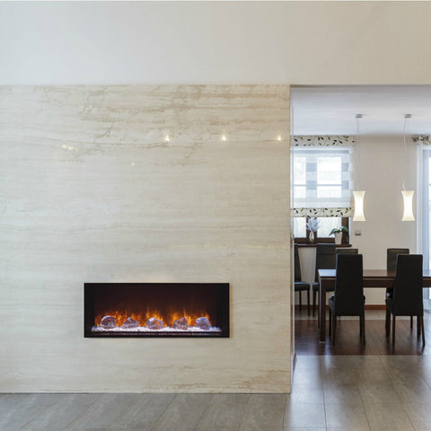 "Modern Flames 40"" Landscape LFV40/15-SH The Modern Fireplace"